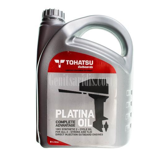 Λάδι Μηχανής Tohatsu Platina Oil