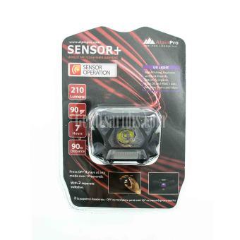 Φακός Κεφαλής Alpin Pro Sensor+ UV WH-302UV