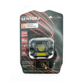 Φακός Κεφαλής Alpin Pro Sensor+ WH-302