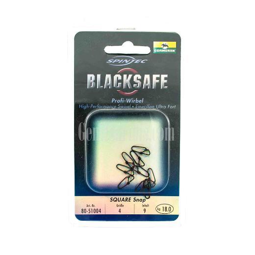 Παραμάνες Cormoran Blacksafe Square Snap