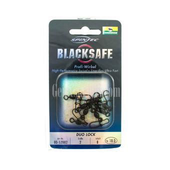 Στριφταροπαραμάνες Cormoran Blacksafe Duo Lock