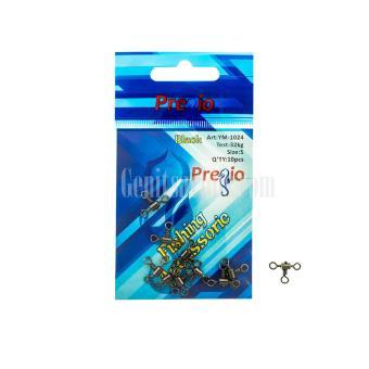 Στριφτάρια Τριπλά Pregio YM-1024