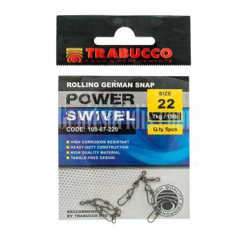 Στριφταροπαραμάνα Trabucco Power Swivel