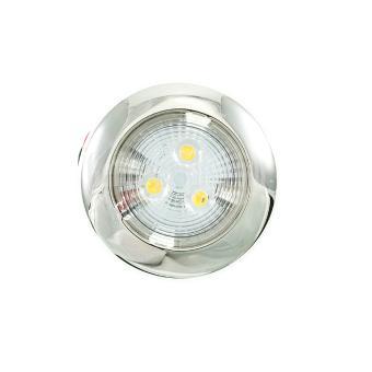 Πλαφονιέρα INOX LED