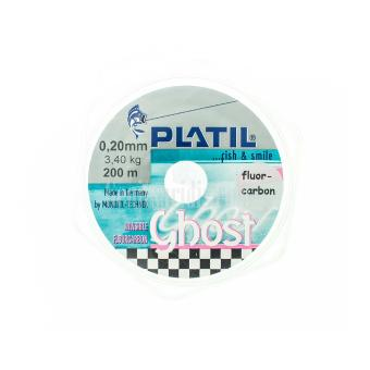 Πετονιά Platil Ghost Fluorocarbon