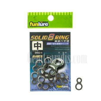 Κρικάκια Funlure Solid 8 Ring