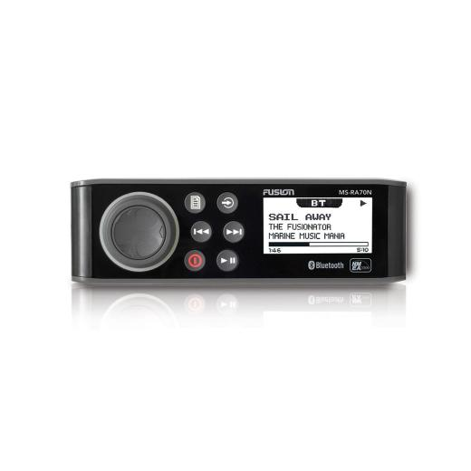 Marine Entertainment System with Bluetooth & NMEA 2000