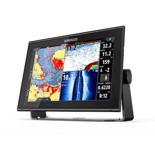 Βυθόμετρο GPS Simrad GO 12