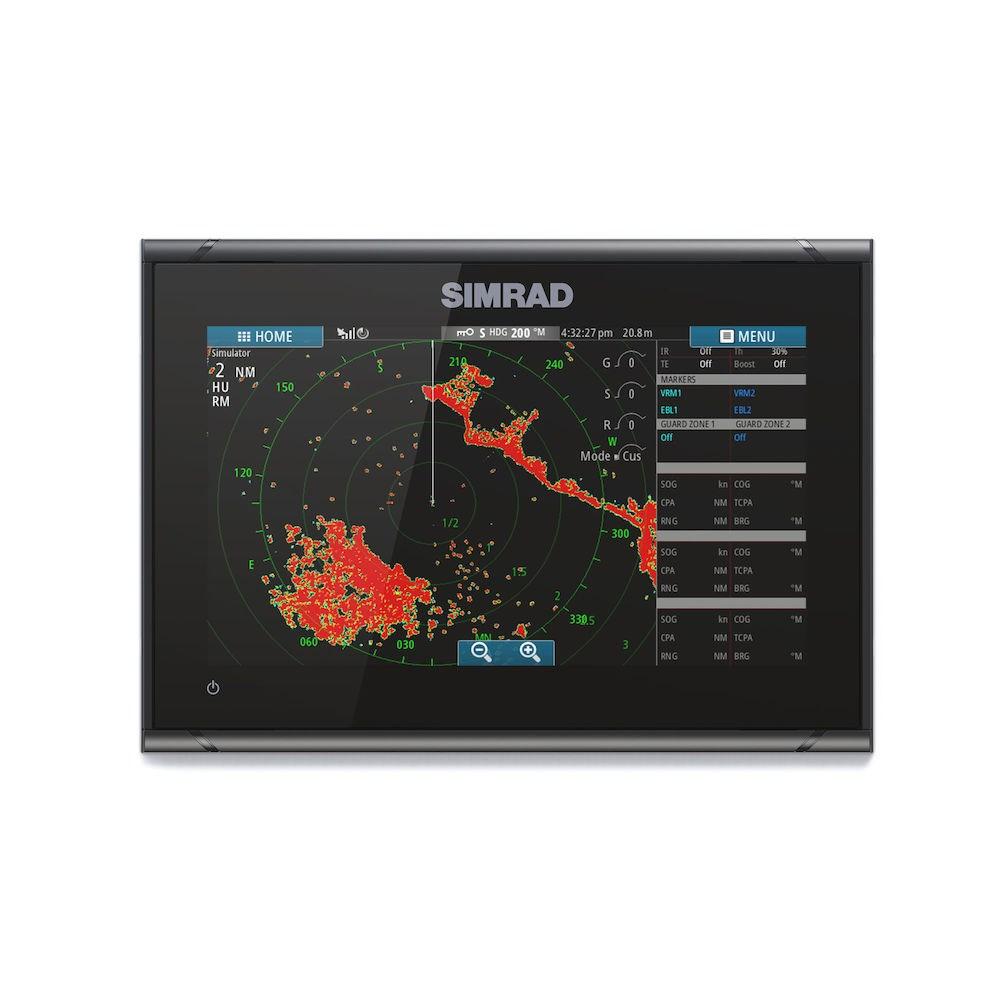 Βυθόμετρο GPS Simrad GO 9