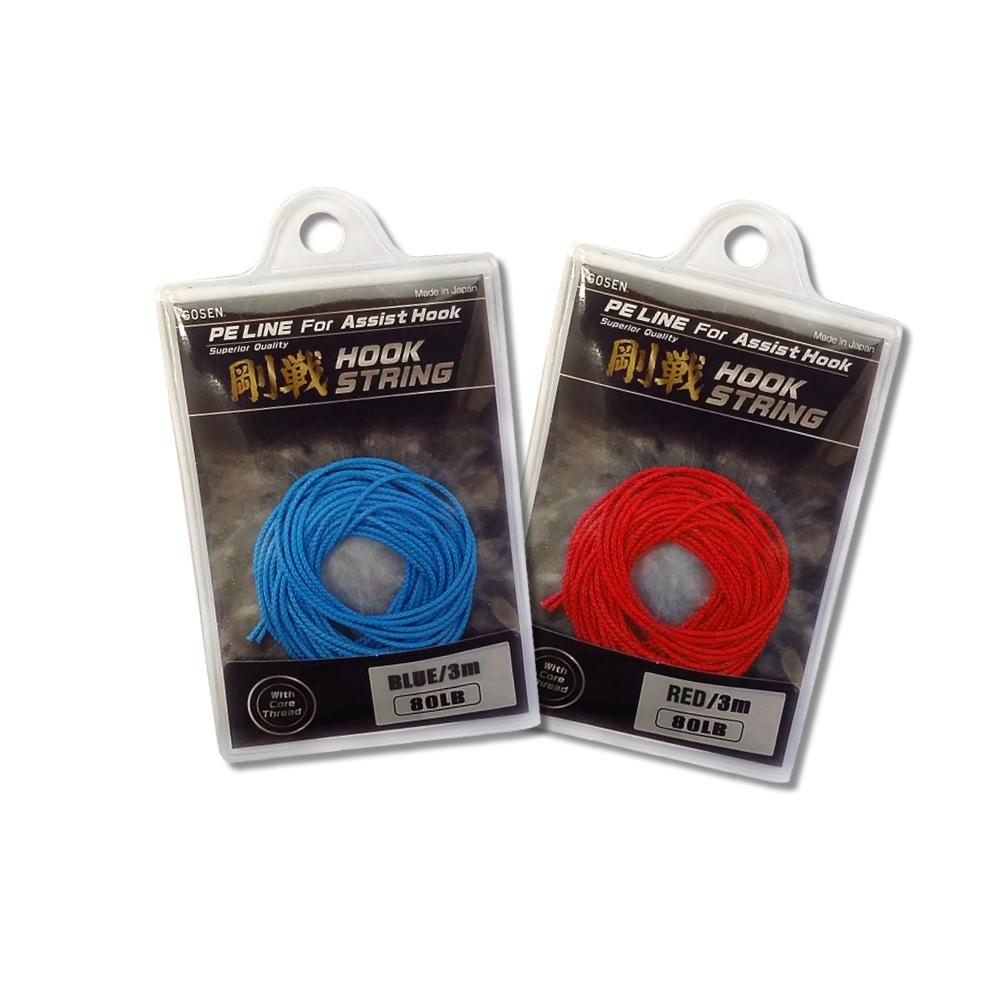 Assist Line Gosen Hook String