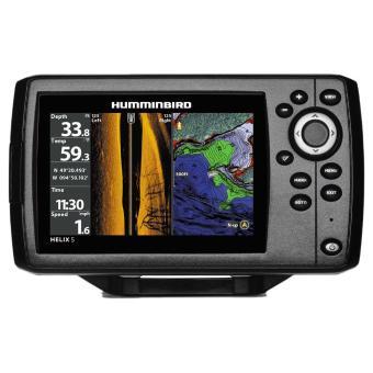 Βυθόμετρο GPS Humminbird Helix 5 Sonar GPS G2