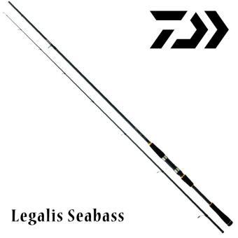 Καλάμι Ψαρέματος Daiwa Legalis Seabass 802HMHFS 10gr - 35gr