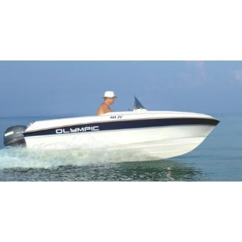 Πολυεστερικό Σκάφος Olympic 400DC