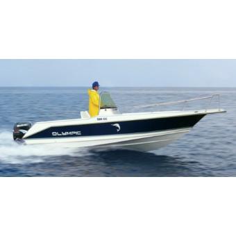 Πολυεστερικό Σκάφος Olympic 580cc