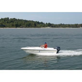 Πολυεστερικό Σκάφος Olympic 450cc