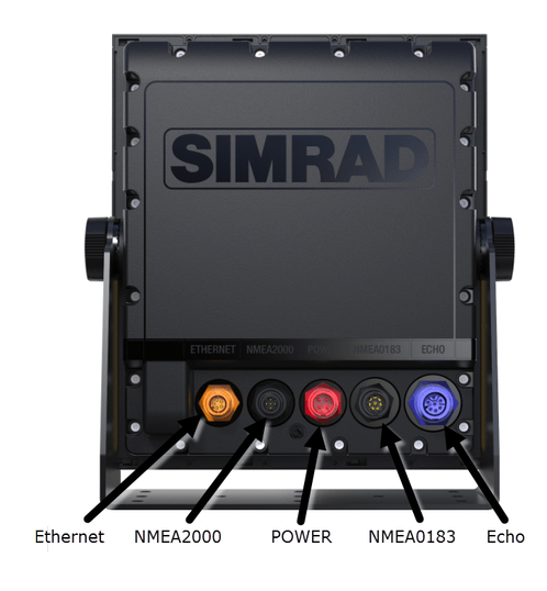 Βυθόμετρο Simrad S2009 Fish Finder