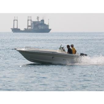 Πολυεστερικό Σκάφος Olympic 490 SX