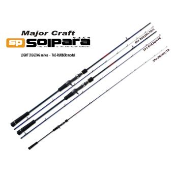 Καλάμι Ψαρέματος Major Craft Solpara SPJ-B682MTR 150gr