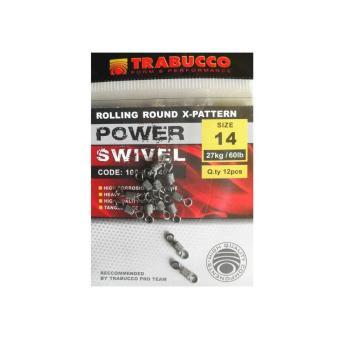 Στριφτάρι Trabucco Power Swivel