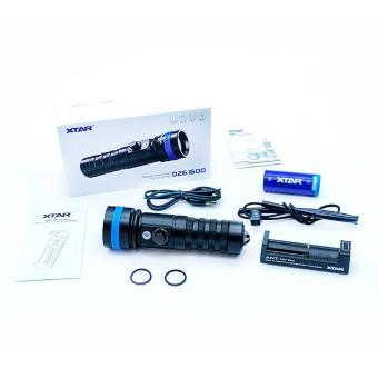 Καταδυτικός Φακός X-Tar D26 1600 lumen