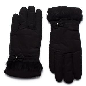 Γυναικεία Γάντια Verde Μαύρο 02-0433b