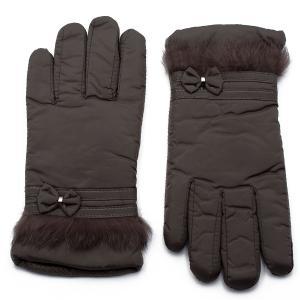Γυναικεία Γάντια Verde Γκρι 02-0433g