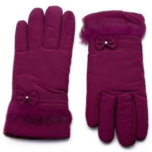 Γυναικεία Γάντια Verde Μωβ 02-0433p
