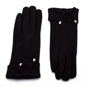 Γυναικεία Γάντια Verde Μαύρο 02-0435b