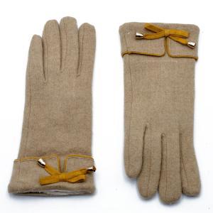 Γυναικεία Γάντια Verde Καμηλό 02-0435c
