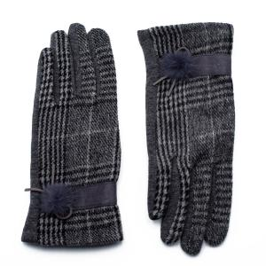 Γυναικεία Γάντια Verde Γκρί 02-0440gr