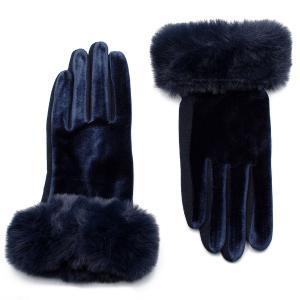 Γυναικεία Γάντια Verde Μπλε 02-0442n