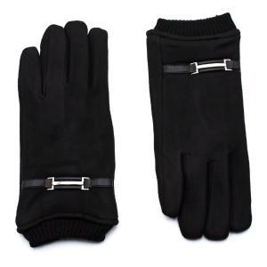 Ανδρικά Γάντια Verde Μαύρο 02-0453b