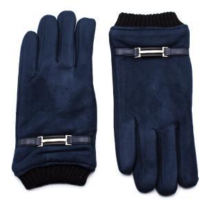 Ανδρικά Γάντια Verde Navy 02-0453n