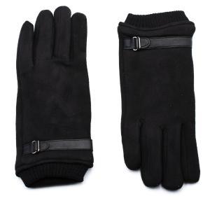 Ανδρικά Γάντια Verde Μαύρο 02-0454b