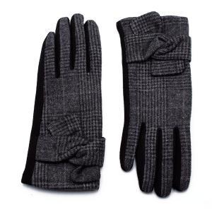 Γυναικεία Γάντια Verde Μαύρο 02-0466b