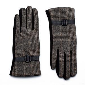 Γυναικεία Γάντια Verde Μαύρο 02-0467b