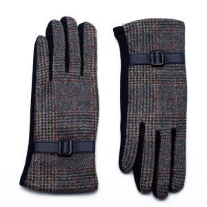 Γυναικεία Γάντια Verde Μπλε 02-0467n