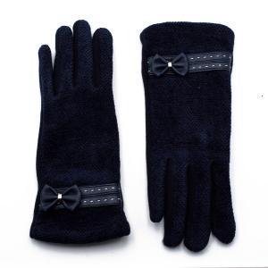 Γυναικεία Γάντια Verde Μπλε 02-0468n
