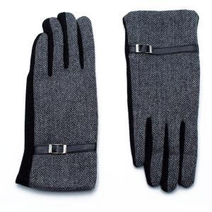 Γυναικεία Γάντια Verde Μαύρο 02-0475b