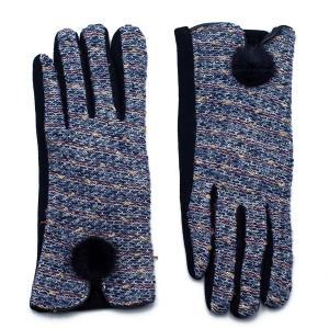 Γυναικεία Γάντια Verde Μπλε 02-0478n