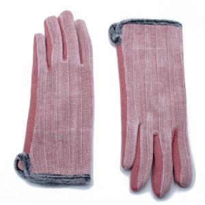 Γυναικεία Γάντια Verde Ροζ 02-0481p
