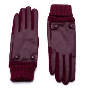 Γυναικεία Γάντια Verde Σκούρο Κόκκινο 02-0486dr
