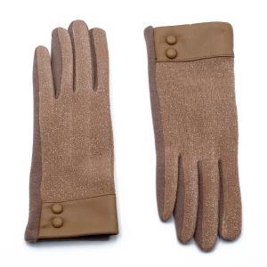 Γυναικεία Γάντια Verde Χρυσό 02-0496g