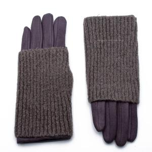 Γυναικεία Γάντια Verde Γκρι 02-0518g