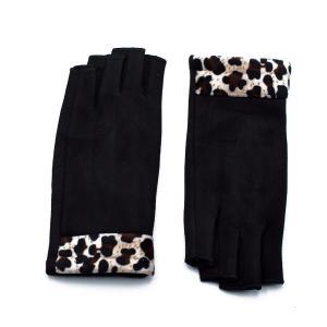 Γυναικεία Γάντια Verde Μαύρο 02-0525b