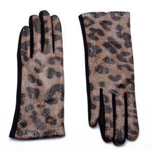 Γυναικεία Γάντια Verde Καφέ 02-0538cf