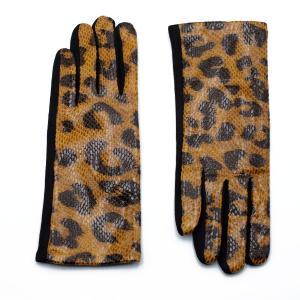 Γυναικεία Γάντια Verde Κίτρινο 02-0538y