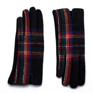 Γυναικεία Γάντια Verde Μαύρο 02-0540b