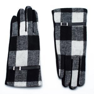 Γυναικεία Γάντια Verde Μαύρο 02-0545b