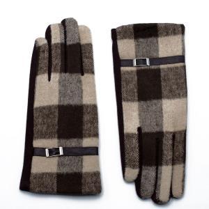 Γυναικεία Γάντια Verde Καφέ 02-0545c